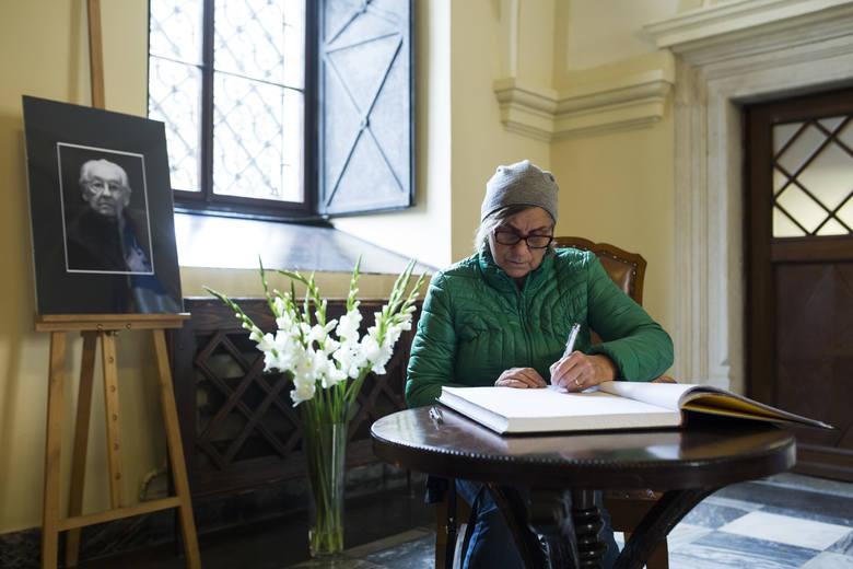 Pogrzeb Andrzeja Wajdy za tydzień na Salwatorze