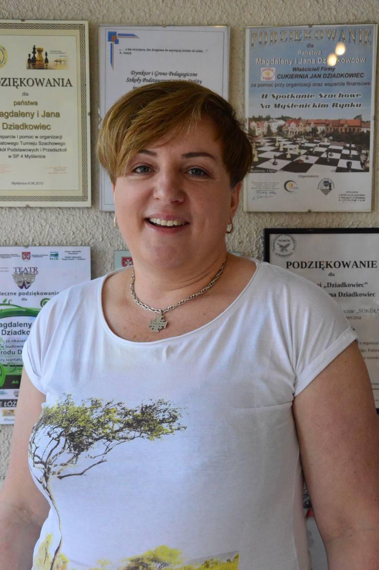Magdalena Gorzelany-Dziadkowiec