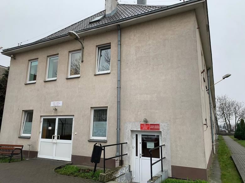 Izba wytrzeźwień w Grudziądzu działała przy ul. Waryńskiego.