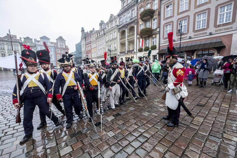 213 lat temu generałowie Józef Wybicki i Jan Henryk Dąbrowski przyjechali do Poznania co było przyczynkiem dla powstańczego zrywu na ziemiach Wielkopolskich.