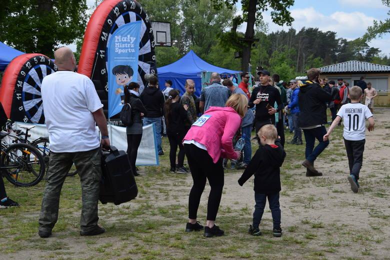 Dzień Dziecka na Sportowo - to dwudniowa impreza, która odbywa się w ten weekend na Dzikiej Ochli w Zielonej Górze. Organizatorzy przygotowali dla najmłodszych