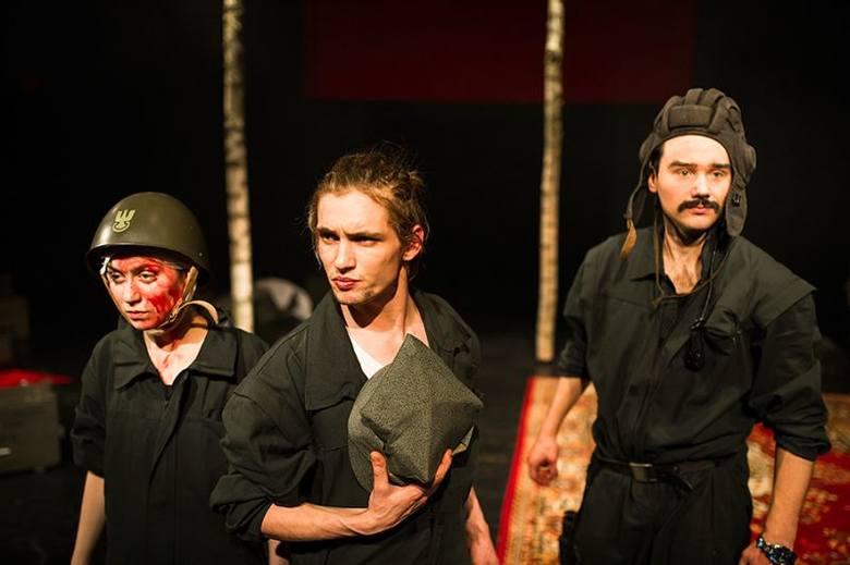 Pancerni w Akademii Teatralnej