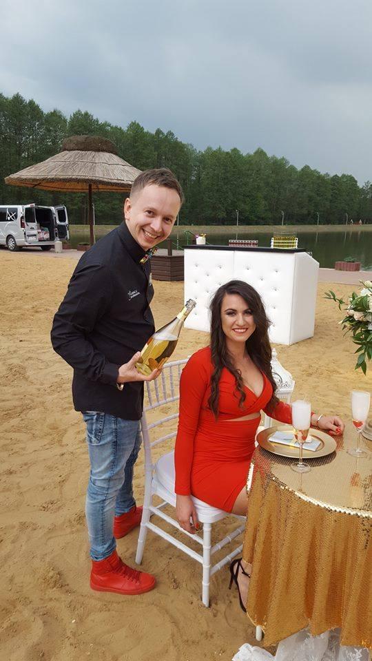 za kilka dni Gdzie mogę kupić moda Zespół Champion nagrywał teledysk w Ostrowcu (WIDEO, zdjęcia ...