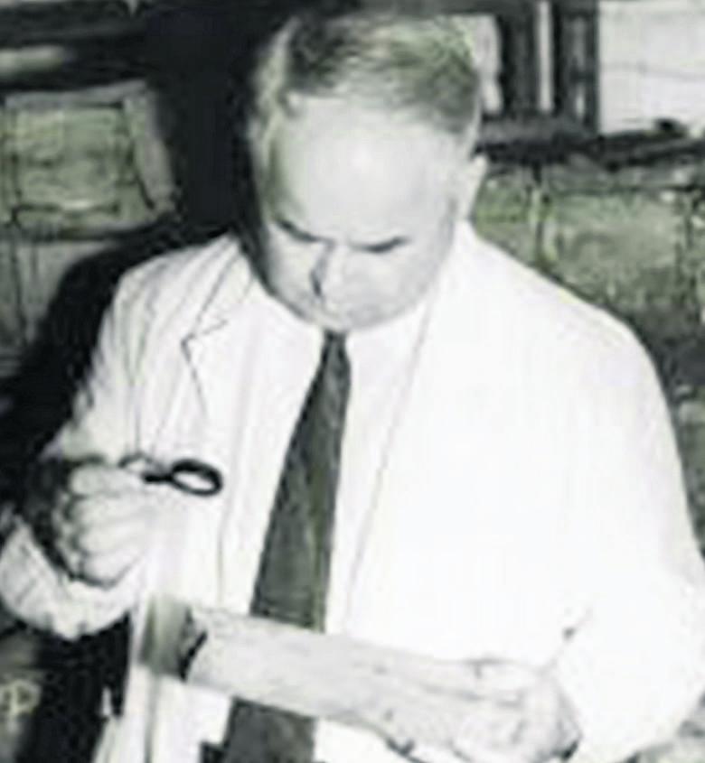 """Jan Wyżykowski, """"ojciec"""" KGHM"""