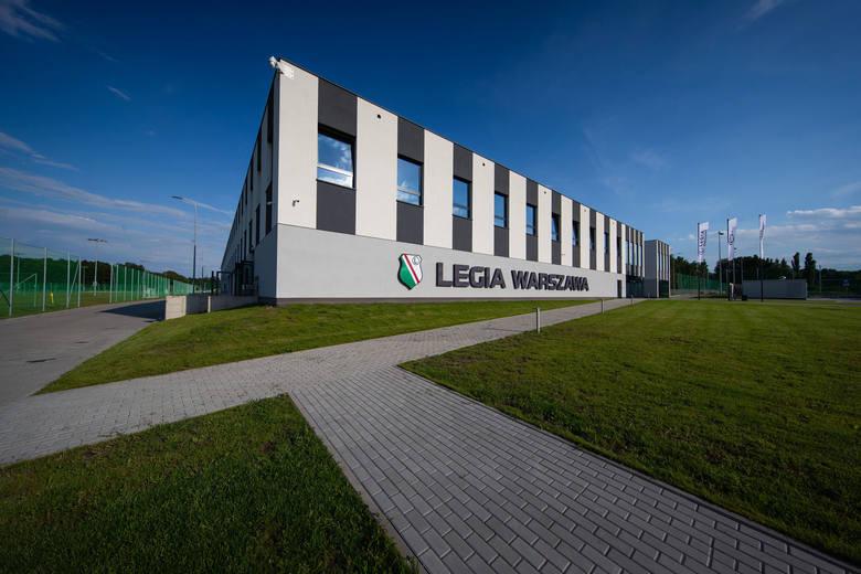 Legia Training Center już działa. By Legia była Legią marzeń