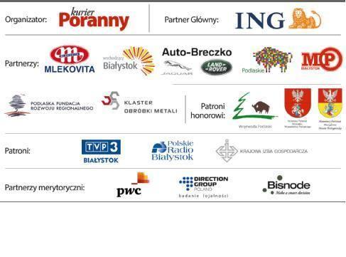 Podlaska Złota Setka Przedsiębiorstw. Inwestor Roku - Pronar Narew
