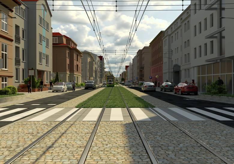 ZOBACZ, JAK ZMIENI SIĘ POZNAŃ. Na Wierzbięcicach pojedziemy tramwajem ciszej, szybciej i bezpieczniej!