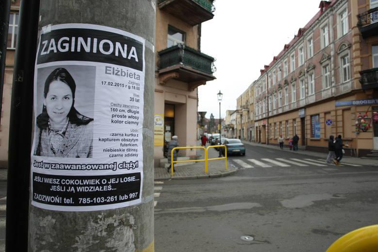 Poszukiwania zaginionej Elżbiety Bagniewskiej zajmowały nie tylko mieszkańców powiatu, ale też całą Polskę.