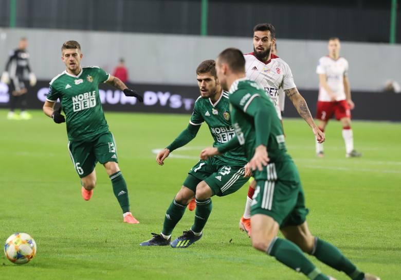 Śląsk Wrocław wygrał z ŁKS-em Łódź na wyjeździe 1:0 w pierwszym meczu 15. kolejki PKO Ekstraklasy. Oceniliśmy piłkarzy Śląska Wrocław za występ w tym