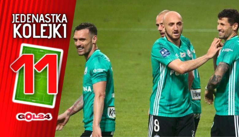 PKO Ekstraklasa. W 29. kolejce przełamała się Cracovia, Legia ograła wysoko Arkę i odskoczyła Piastowi, Lech pochwalił się młodzieżą, a Wisła przerwała
