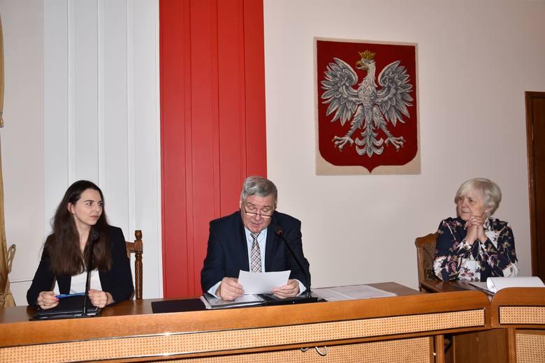 Przewodniczącym na kolejną kadencję został Andrzej Szczepański. Wiceprzewodniczącą wybrano Alicję Przybyłowicz. Sekretarzem została Monika Linkowska.