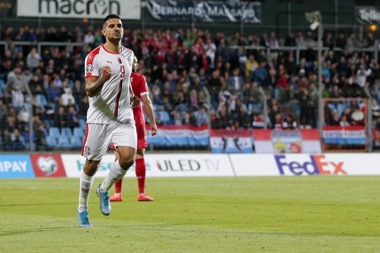 11. Aleksandar Mitrović, Serbia - 5 goli (397 minut gry)Napastnik Fulham zaliczył w tych eliminacjach dwa dublety przeciwko Litwie i Luksemburgowi. Mitro