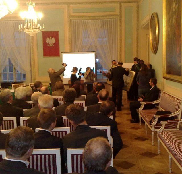 Wręczenie nagród odbyło się w Trybunale Koronnym w Lublinie