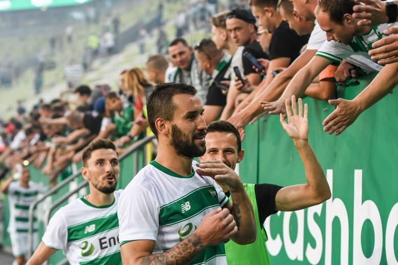 Którym piłkarzom Lechii Gdańsk kończą się kontrakty? Ostatni sezon ważnych umów [galeria]