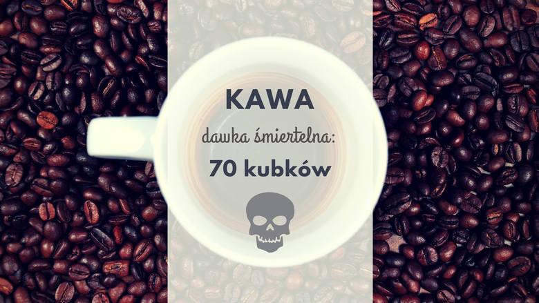 Co Cię może zabić? > KAWA <