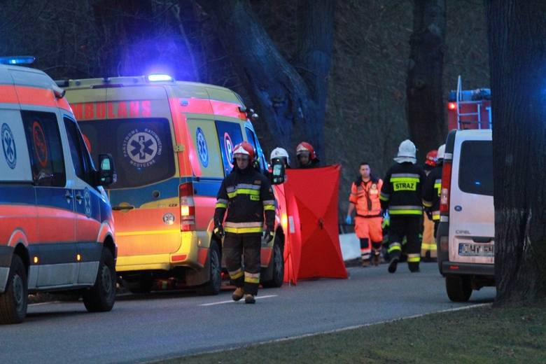 Siedmioletni chłopiec stracił w wypadku rodziców i siostrzyczkę. Z obrażeniami trafił do szpitala