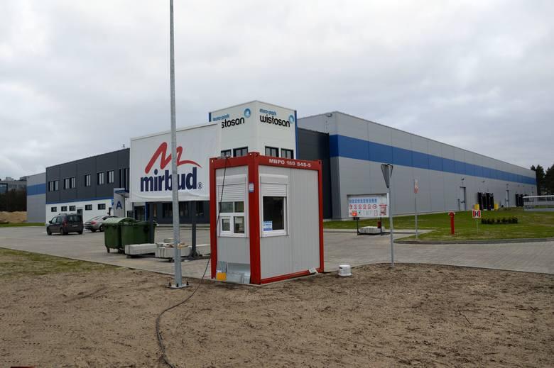 W tej hali zbudowanej przez Agencje Rozwoju Przemysłu, będzie miała miejsce Polska Wystawa Gospodarcza
