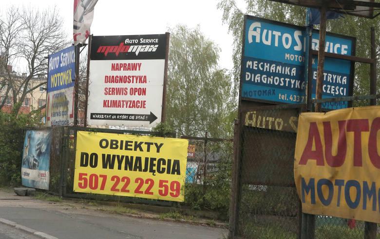 Reklamowy chaos w Szczecinie będzie uporządkowany [wideo, zdjęcia]