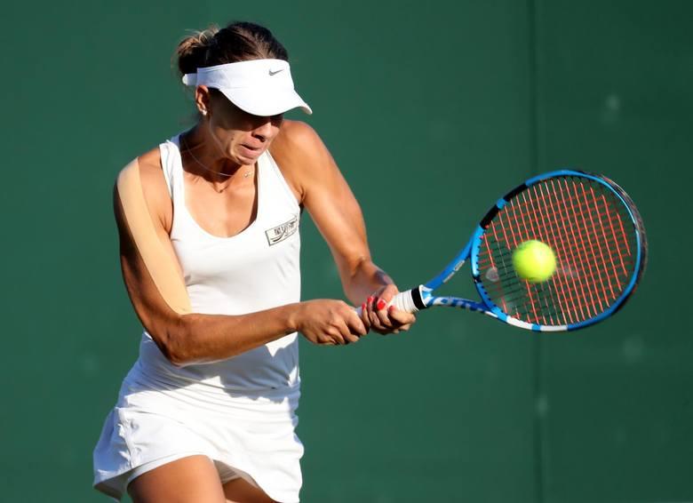 Magda Linette nigdy nie przeszła w Londynie pierwszej rundy. Zagra po raz piąty
