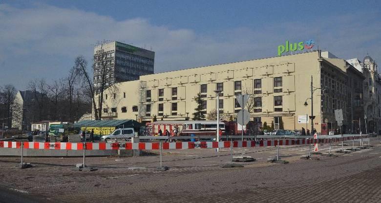 Niekoniecznie Hilton, ale... Hotel przy ul. Piotrkowskiej jednak powstanie