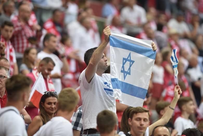 Kibice na meczu Polska - Izrael 4:0 [GALERIA]