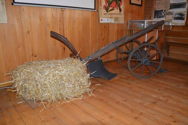 Wierzchosławice. Historia Witosowego pługa, na specjalnej ekspozycji w muzeum