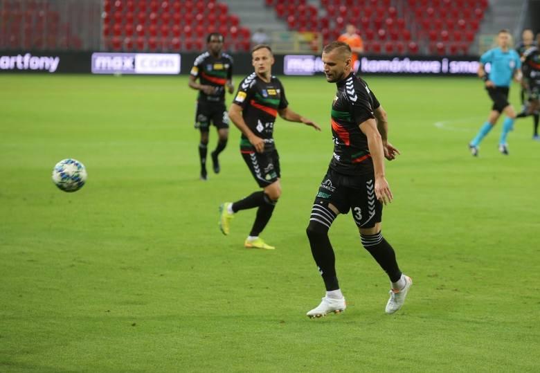 Jak piłkarze GKS Tychy świętowali wygraną nad Niecieczą? Zobaczcie film