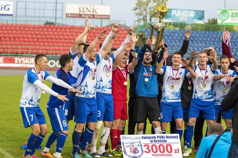 Karpaty Krosno zdobyły Regionalny Puchar Polski na szczeblu OZPN Krosno. W finale 3-ligowiec pokonał 6:0 Partyzanta Mal-Bud1 Targowiska.