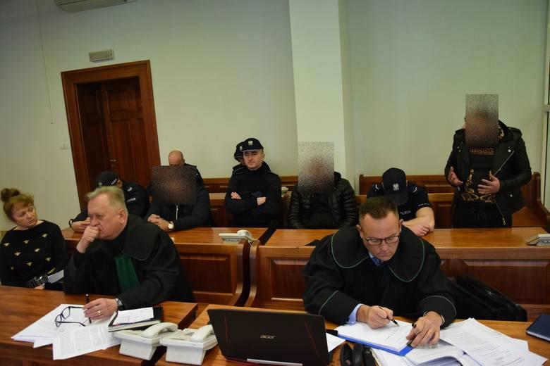 Proces Bułgarów odbywa się przed Sądem Okręgowym w Gorzowie.