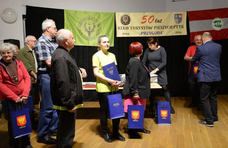 Złoci wędrowcy, czyli 50-lecie kieleckiego klubu Przygoda
