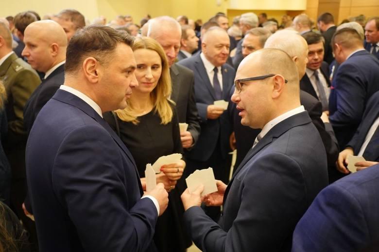 Wszystkich przybyłych powitał gospodarz spotkania biskup drohiczyński Tadeusz Pikus oraz biskup senior Antoni Dydycz.