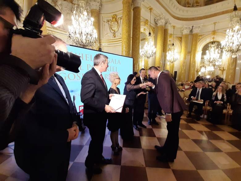 Uroczysta gala wręczenie nagród plebiscytu Perły Polskiej Gospodarki odbyła się 10 grudnia 2019 r. w Zamku Królewskim w Warszawie.