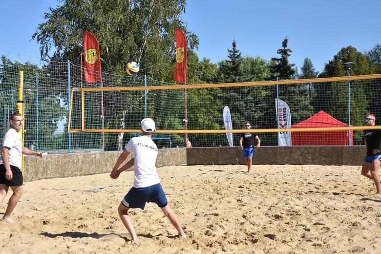 Na Basenie Letnim przy ulicy Szczecińskiej w Kielcach odbył się turniej Plenerowa Piłka Plażowa Sport CK 2020. Główny organizator Marcin Zychalski powiedział,