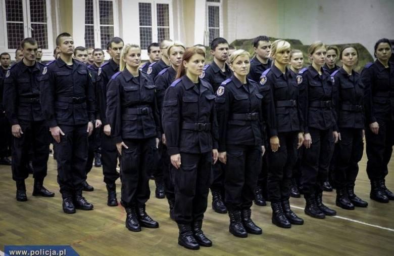 Minister MSW Teresa Piotrowska nagrodziła podlaskich policjantów (zdjęcia)