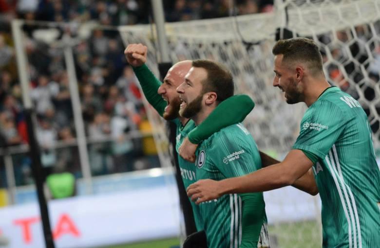 Legia Warszawa awansowała do półfinału Totolotek Pucharu Polski. W Legnicy wygrała 2:1 z Miedzią. Zobacz, jak oceniliśmy zespół Aleksandara Vukovici