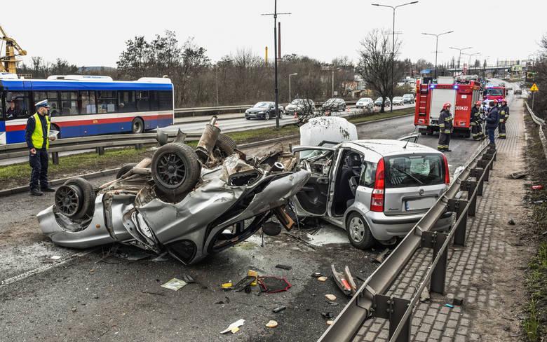 Bydgoszcz wypadek