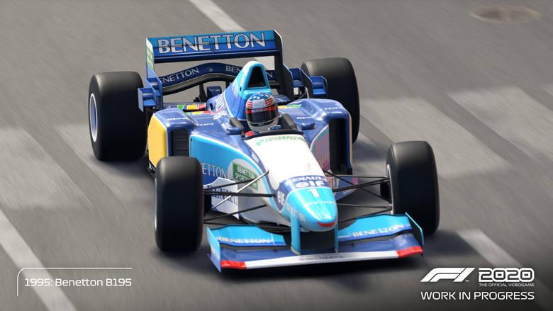 F1 2020 uhonoruje Michaela Schumachera