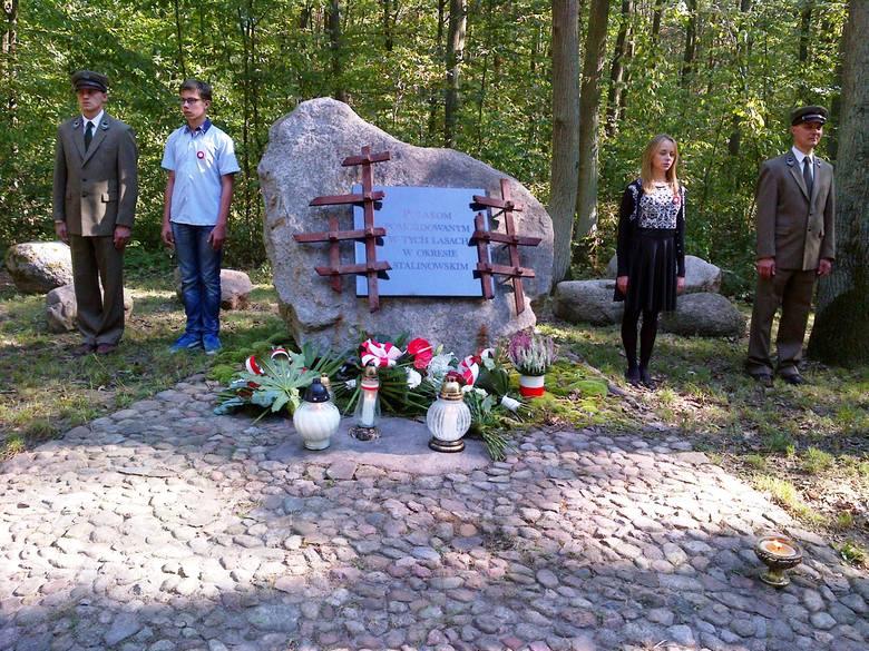 Gądki: Groby ofiar czekają na odkrycie
