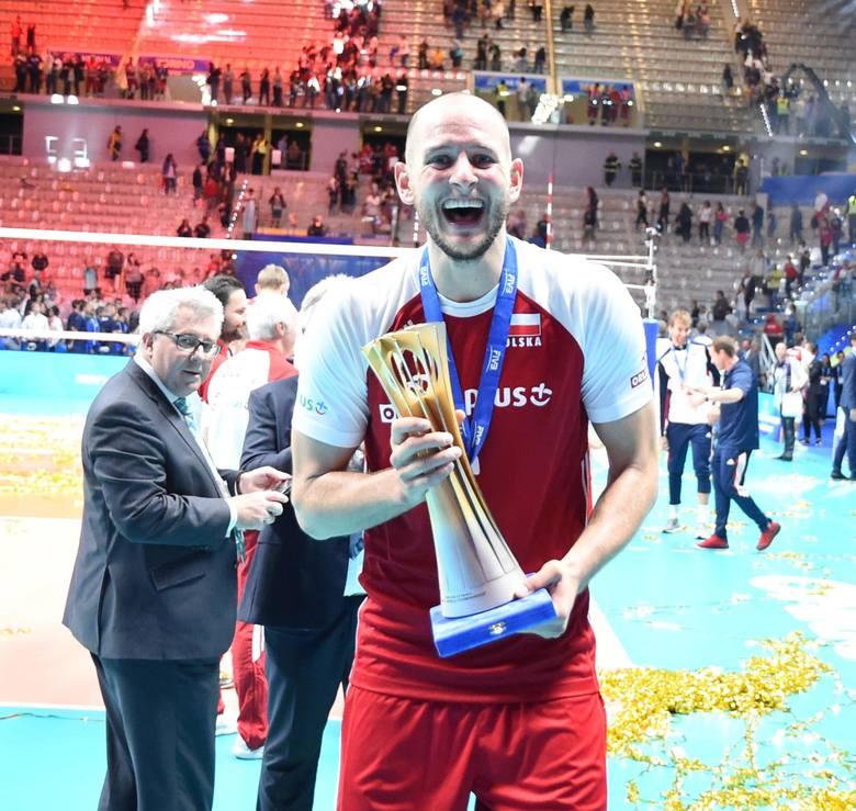 Bartosz Kurek to kluczowa postać reprezentacji Polski i ONICO Warszawa.