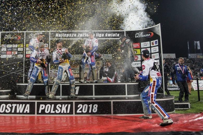 Fogo Unia Leszno będzie bronić mistrzowskiego tytułu.