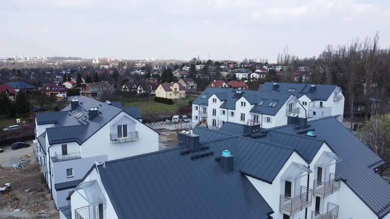 Osiedle Wańkowicza - tak prezentuje się na obecnym etapie budowy