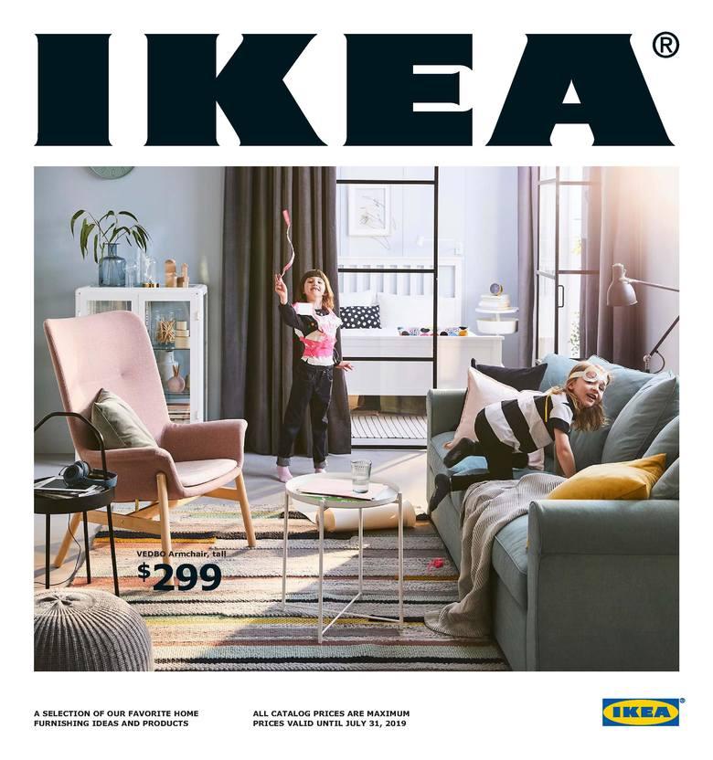 Nowy katalog IKEA 2019! Zobacz cały katalog, zanim trafi do sklepów!