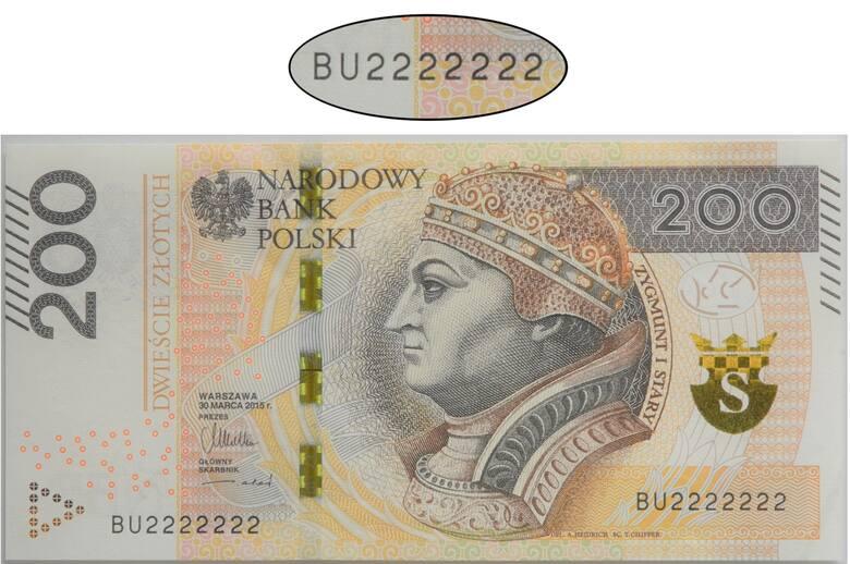 Dostałeś wypłatę? Wypłaciłeś gotówkę z bankomatu? Sprawdź, czy trafiłeś na banknot wart tysiące złotych