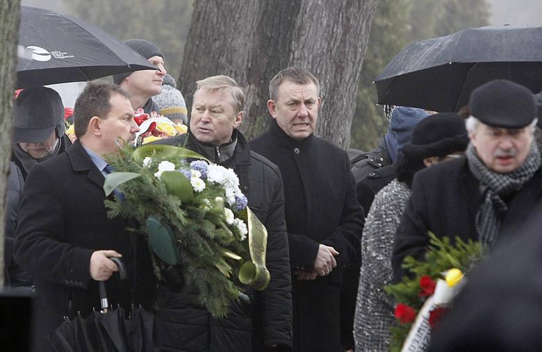 Pogrzeb Krzysztofa Tronczy U0144skiego Odszed U0142 Cz U0142owiek