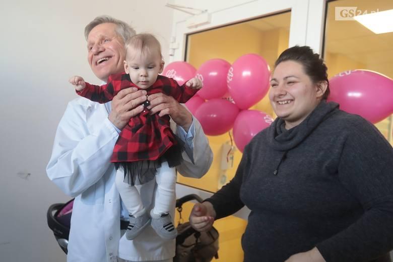 Pierwsze urodziny najmniejszego szczecińskiego wcześniaka