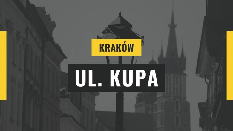 Jedna z najsłynniejszych ulic w Krakowie, na której z radością fotografują się wycieczki szkolne, nie ma wcale w swej nazwie określenia oznaczającego