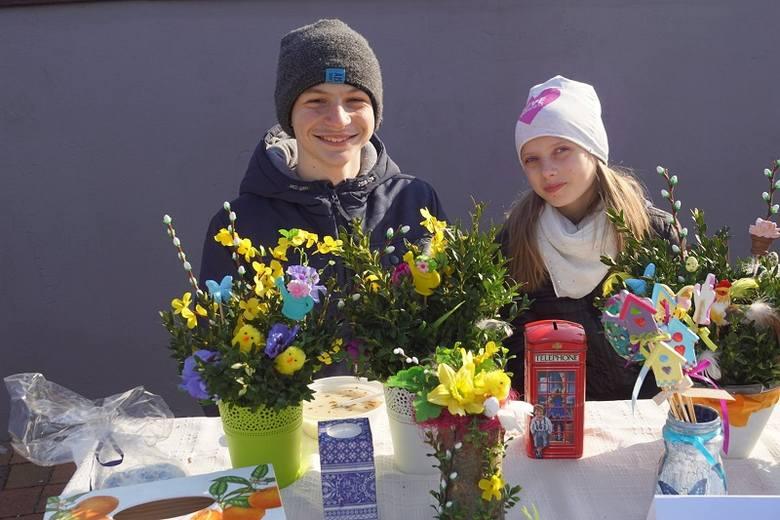 To była piękna i kolorowa Niedziela Palmowa w Osieku. W niedzielę 14 kwietnia, na tamtejszym rynku zorganizowano wielkanocny kiermasz, pełen kolorowych