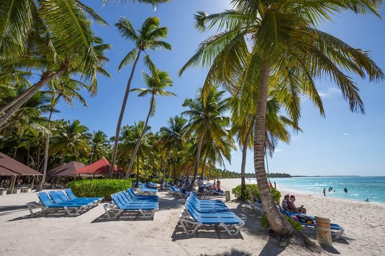 MEKSYK, DOMINIKANA, WYSPY ZIELONEGO PRZYLĄDKACZARTERY: Amilcar Cabral, Puerto Plata, Punta Cana (TUI), Cancun (Rainbow Tours)