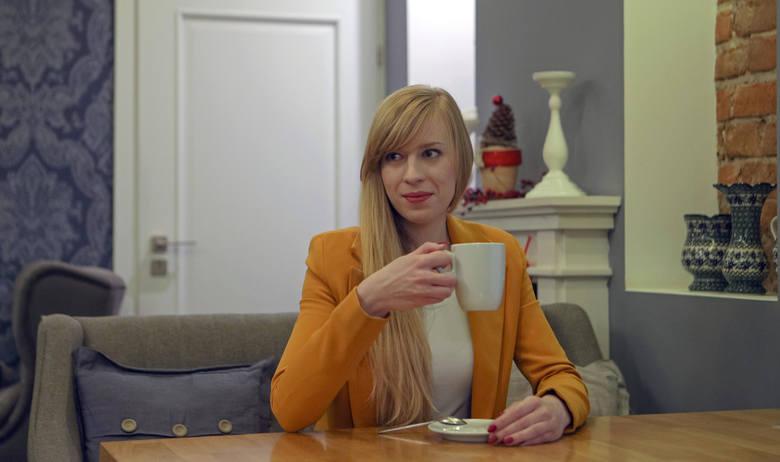 15.12.2016 rzeszow natalia sonska pisarka autorka garsc piernikow szczypta milosci kawiarnia niebieskie migdaly fot krzysztof kapica