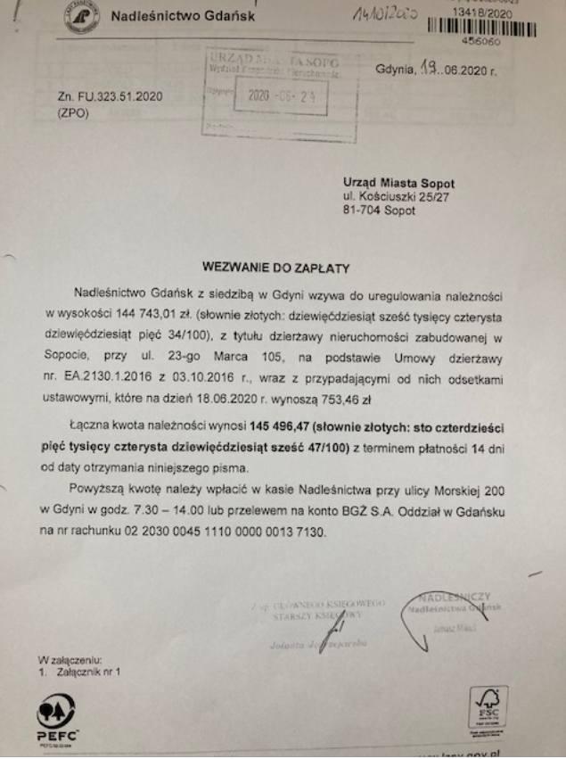 Żołnierze WOT liczą rzekomo ukrywane łóżka, a państwo chce pieniędzy za izolatorium? Tak twierdzą władze Sopotu